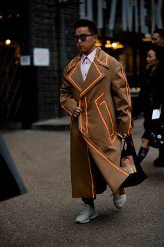 25873143dfe Best street style from London Fashion Week Men s AW19