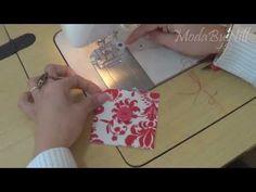 Como pregar botões na maquina de costura ! - FazFácil