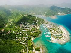 Nanny Cay Resort and Marina, Tortola, British Virgin Islands: images are part of our Free Wallpaper and Free Screensavers