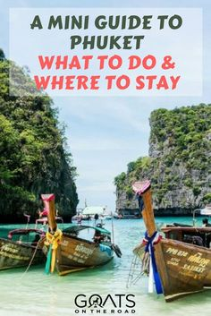 Whether you're planning a cheap vacation or luxury honeymoon, Thailand has so many beautiful places to discover. Here's our favourites Thailand destinations and lots of Thailand travel advice Thailand Destinations, Thailand Travel Guide, Visit Thailand, Phuket Thailand, Asia Travel, Travel Destinations, Thailand Nightlife, Thailand Vacation, Croatia Travel