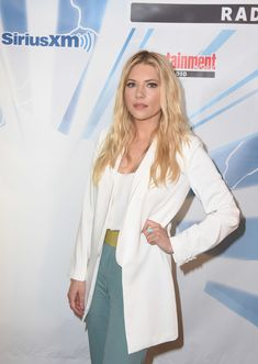 Katheryn Winnick Photos Photos - SiriusXM's Entertainment Weekly Radio Channel Broadcasts From Comic Con 2017 - Day 2 - Zimbio Skin Tag Treatment, Katheryn Winnick Vikings, Fortune Favors The Bold, Vikings Tv Show, Rebel Wilson, Skin Tag Removal, Lagertha, Things Under A Microscope, Canadian Actresses