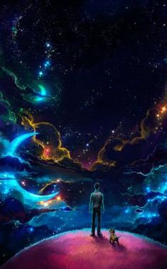 Brilliant Night Sky
