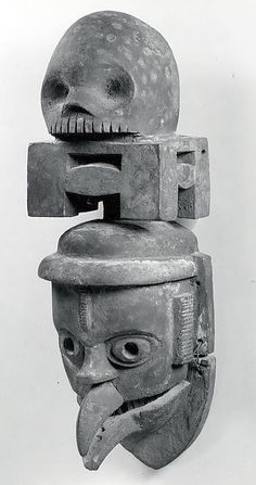 Mask Date: 19th–20th century Geography: Nigeria, Cross River region Culture: Ogoni peoples