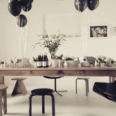 Trendy how to decorate table annie sloan 36 Ideas Adult Birthday Party, Birthday Table, Baby Birthday, Birthday Celebration, 30th Birthday Decorations, Table Decorations, Classy Closets, Apartment Cleaning, Kid Beds