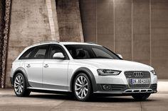 2013 Audi A6 allroad.  Yup. jamiegulick