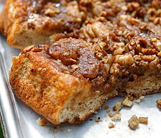 Caramel Pecan Cinnamon Love Buns – the perfect easter dessert. Cinnamon Love, Yummy Treats, Sweet Treats, Caramel Pecan, Bread Bun, Instant Yeast, Breakfast Dishes, Cooking Recipes, Bread Recipes