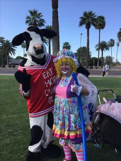 Fun times with the Chick-Fil-A cow at ASU in Tempe. Magic Tricks, Clowns, Good Times, Special Events, Harajuku, Balloons, Bring It On, Daughter, Fun