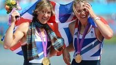 Anna Watkin & Katherine Grainger - Gold Medal Rowing Women's Double Sculls
