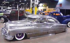 Bare metal Buick