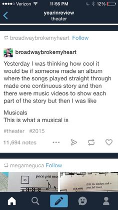 Why do people not like musicals? Is it the breathtaking music or the incredible stories that they take issue with?