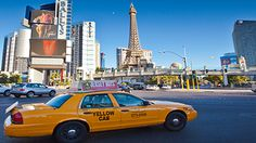 Ten tips for taking a cab in Vegas