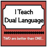 I Teach Dual Language - best spanish resource i've seen so far!!