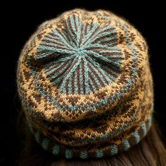 Ravelry: Cascades Cap pattern by Emily Devlin