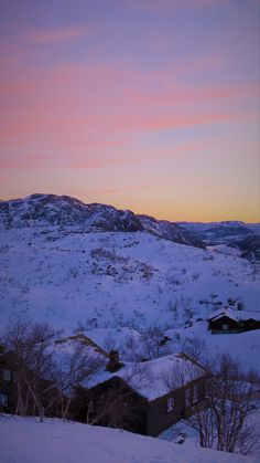 Ådneram  Januar 2017 Travel Abroad, Norway, My Photos, Snow, Nature, Mountains, Sunset, Amazing, Pictures