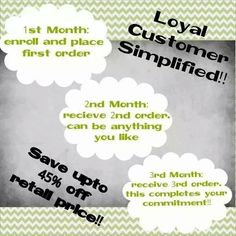 Become An It Works Loyal Customer!!!! Wondering what it takes to get a discount on ALL 30 of our products? www.lorrainewrap.myitworks.com (586)935-2593