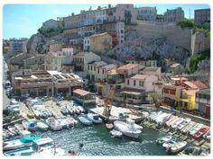 Guida di Marsiglia Informazioni su Marsiglia Visitare