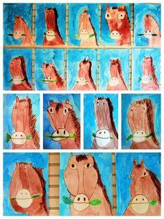 paardengezicht