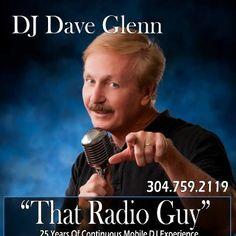 Dave Glenn Alley...'That Radio Guy'