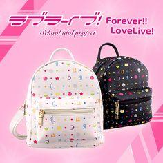 3596b8d5bf New Fashion Love Live Women s PU Backpack School Bag Lovelive Cartoon  Travel Bookbag Satchel Girls Rucksack