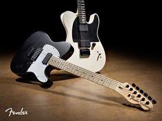 I Love Fender Telecasters