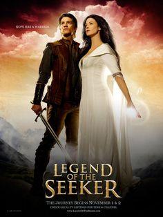 La leyenda del buscador (2008) serie