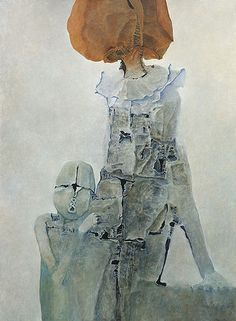 DmochowskiGallery.net - galeria - Sala 13. Obrazy. Lata 1995-2005 - PĄ