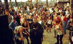 REFERENTES LUGARES - DETROIT RAVES 1990S -