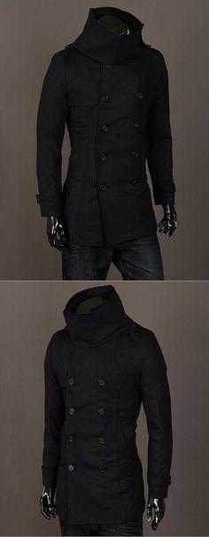 Men Coat Style