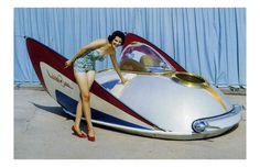 New Hot Rod Poster 11x17 Barris XPak 400 bubbletop pinup custom car | Collectibles, Transportation, Automobilia | eBay!