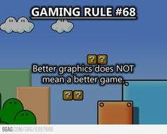 Gaming rule #