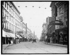 King St., early 1900s