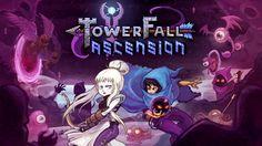 TowerFall Ascension box art