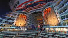 Allure of the Seas/ royal caribbean