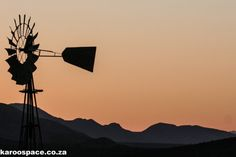 The Karoo's clean air heals the body and its space unfolds mind and spirit in unexpected ways. South Africa, Deserts, Peace, Windmills, Inspiration, Beauty, Art, Biblical Inspiration, Art Background