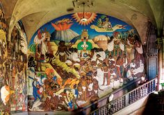 Tres Grandes del Muralismo Mexicano - México al Máximo