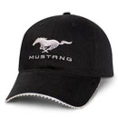 5c327b99933f4 The Ford Merchandise Store Genuine Ford Ladies  Mustang Rhinestone Visor Cap  Hat Visor Cap
