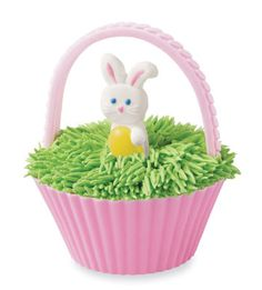 Easter Basket #Cupcakes