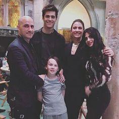 Lightwood family. Bts 2x18 #Shadowhunters