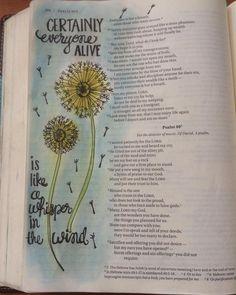 #illustratedfaith #craftedword #biblejournaling #journalingbible