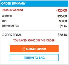 HSN: $20 off $40 Visa Checkout + AMEX $10 cash back on $30 purchase