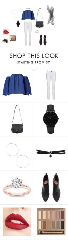 """""""Shoulders uncovered!"""" by jeanafashion on Polyvore featuring Joe Browns, CLUSE, Fallon, Jouer, Urban Decay, casualoutfit, retro and shopthestyle"""