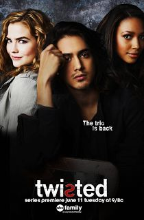 Twisted - ABC Family if i cold bring one show back this would be it