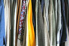 Miles de texturas! Ante, pedrería, lana, flecos,vaqueros, algodón... www.cincomasuno.com