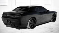 2014 Dodge Challenger SRT8 - Rides Magazine