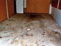 Floor Paint Garage : Best painted concrete floors images arquitetura