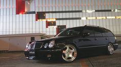 1999 MERCEDES E320 STATION WAGON