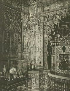 William H. Vanderbilt Mansion drawing room
