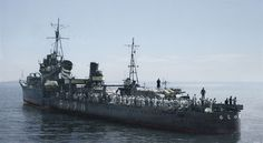 IJN destroyer Hatsushimo, 1933 - 日本海軍駆逐艦-初霜