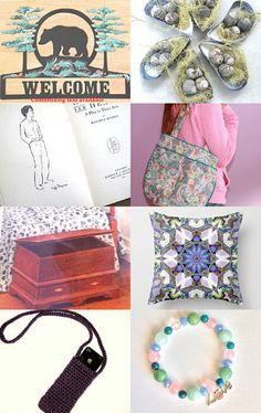 Welcome to Maine by Sandy Lamontagne on Etsy #Maine #maineteam #etsyshop
