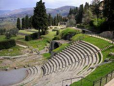 Fiesole, Toscana.